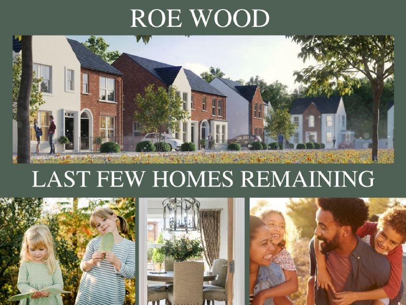 ROE WOOD - LAST FEW REMAINING IN PHASE 1