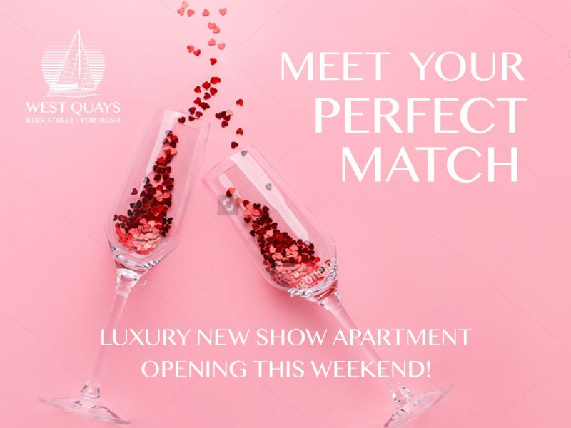 NEW SHOW APARTMENT OPENING THIS WEEKEND!