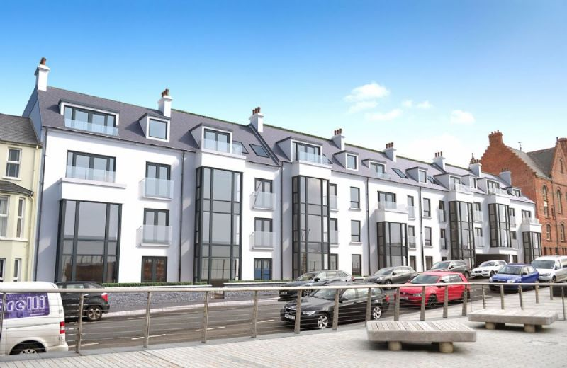 West Quays, Kerr Street, Portrush