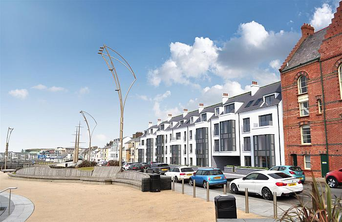 Site 4 (Kittiwake) West Quays, Kerr Street, Portrush