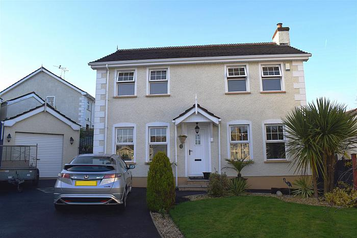 38 Greenhall Manor, Coleraine