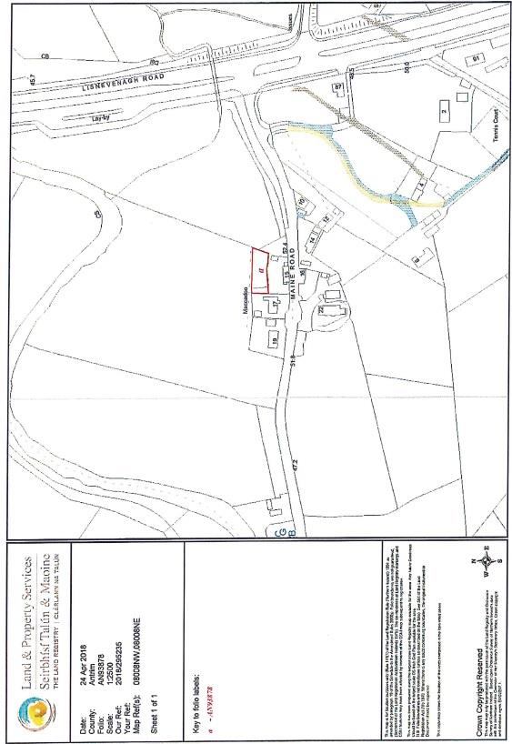 land to the rear of 15 maine road  shankbridge  ballymena property for sale at bensons estate