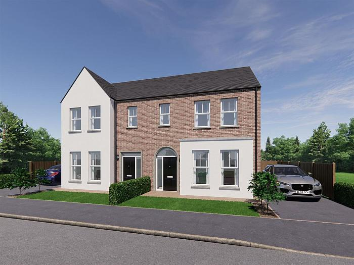 Plot 30 (Campion) Roe Wood, Ballyquin Road, Limavady